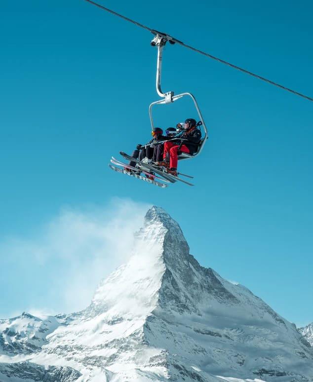 Matterhorn Chair Lift
